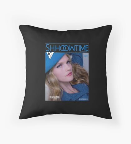 The Hostess with the Mostess! Throw Pillow