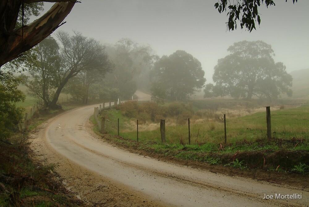 Prendegast Lane,Cobaw,Macedon Ranges by Joe Mortelliti
