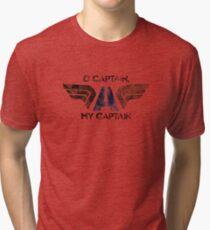 O' Captain Tri-blend T-Shirt