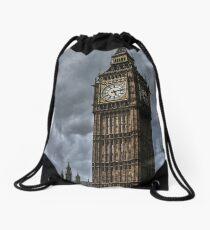 Foreboding Drawstring Bag