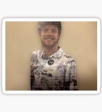 Borderline Strong - Blake Dingman  Sticker