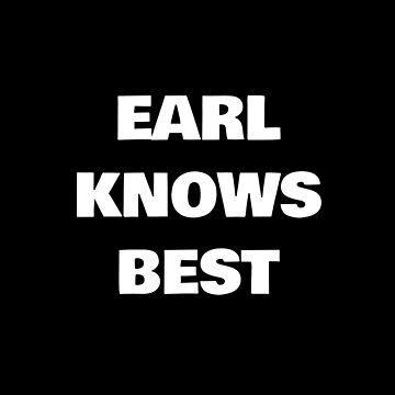 Earl Knows Best by DogBoo