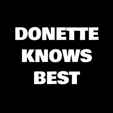 Donette Knows Best by DogBoo