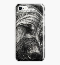 A Lesson in Getting Along - 101- B&W iPhone Case/Skin