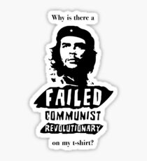 Why, Che, Why? Sticker
