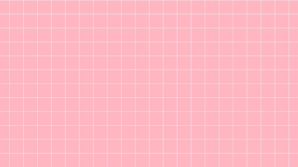 Aesthetic White Grid With Pink Background By Jem Group Redbubble
