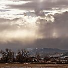 Approaching Storm by Barb Miller