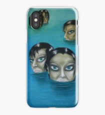 WATER NYMPHS iPhone Case/Skin