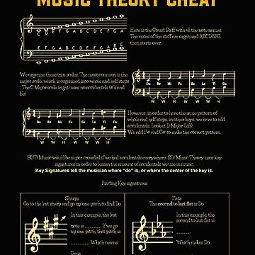 Music, music theory, gift by Britta75