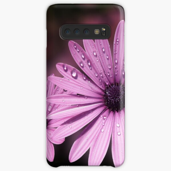 DEW DROPS ON DAISIES Samsung Galaxy Snap Case