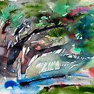 Baum abstrakt von Marianna Tankelevich