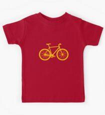 Fixie Bike Kids Tee