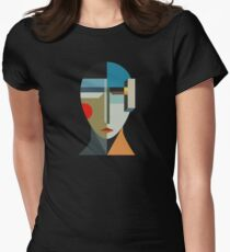 WOMAN OF WHEN Womens Fitted T-Shirt