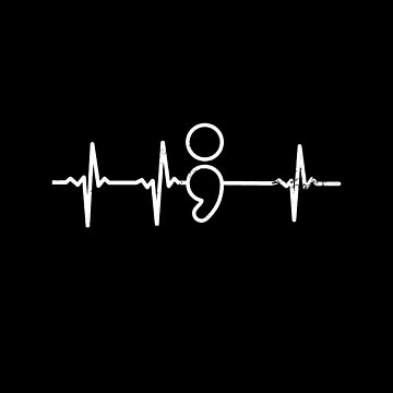 Depression Awareness Shirt   Heartbeat ECG Gift Gift by IsiTees