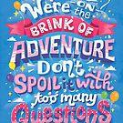 Brink of Adventure by Risa Rodil