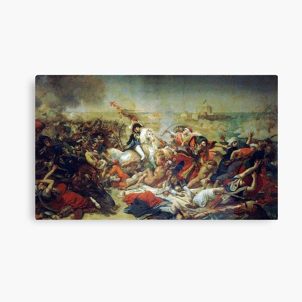 BATTLE OF VIENNA PAINTING HOLY ROMAN EMPIRE OTTOMAN WAR ART REAL CANVASPRINT