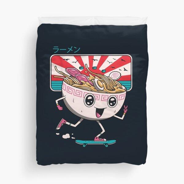 Tokyo Ramen Duvet Cover