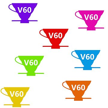 Hario V60 coffee maker design by GetItGiftIt