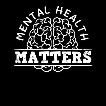Depression Awareness Shirt   Mental Health Matters Gift by IsiTees