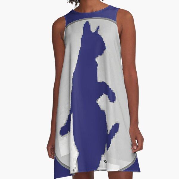Caturday 2* A-Line Dress
