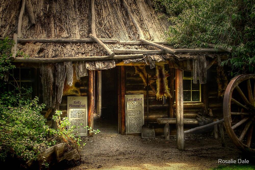 Kate's Cottage by Rosalie Dale