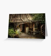 Kate's Cottage Greeting Card