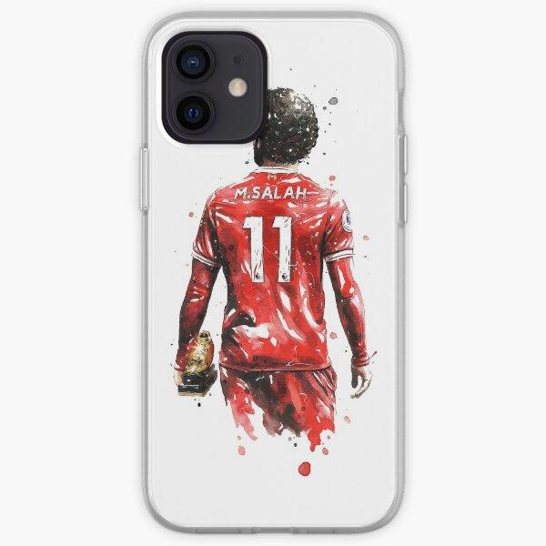 Club de football de Liverpool Coque souple iPhone
