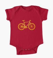 Fixie Bike Bling Kids Clothes