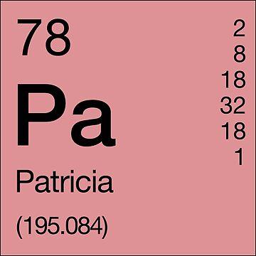 Platinum Patricia by Brubarell
