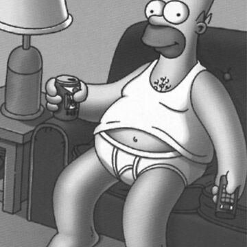 Homer HBK 1997 Raw by Waygood83