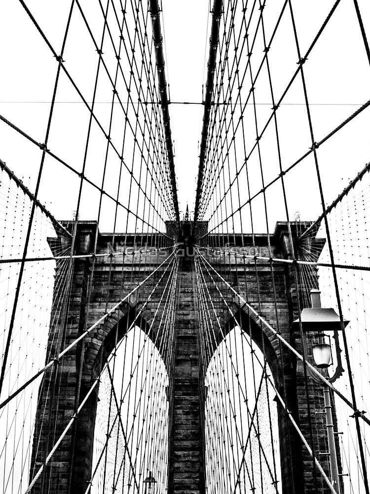 Brooklyn Bridge Web by Nicklas81