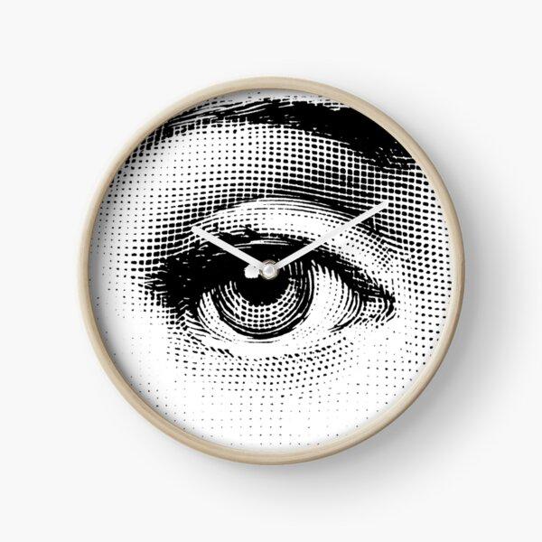 Lina Cavalieri - right eye Clock