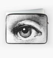 Eye of Lina Cavalieri 01 Laptop Sleeve