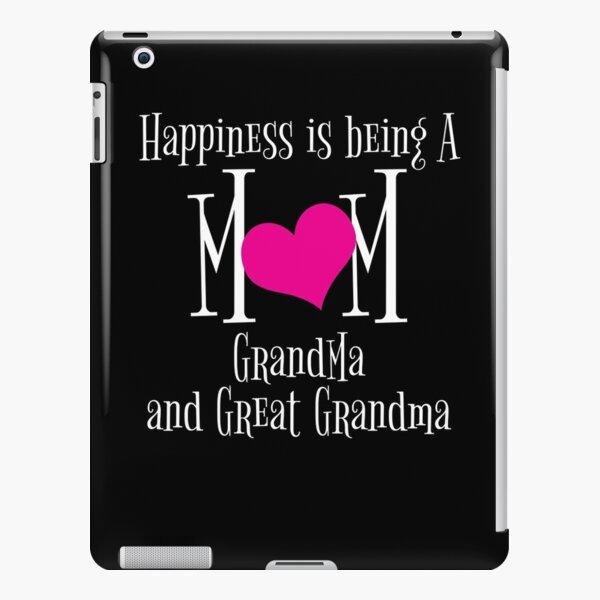 Mom grandma grandma iPad Snap Case