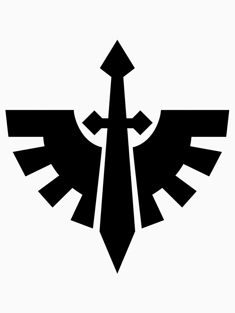 Dark Angels Chapter Insignia by SmokeRover