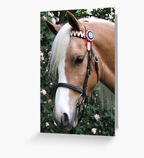 Cherry Wood Oliver Twist Greeting Card