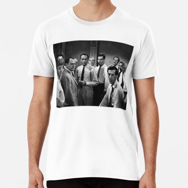 12 Angry Men  Premium T-Shirt