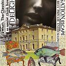 Sensation Escape card by Soxy Fleming