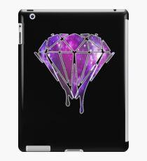 Melting Galaxy Diamond  iPad Case/Skin