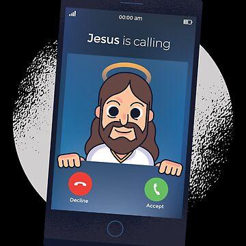 Jesus Is Calling by soondoock