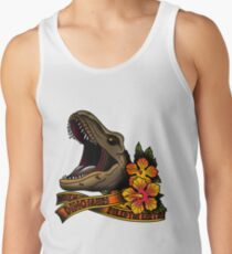 When Dinosaurs Ruled The Earth Tank Top