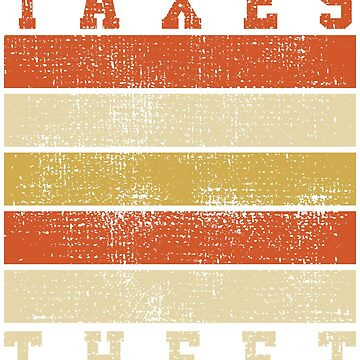 Tax theft expropriation by 4tomic