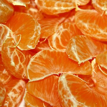 tangerines by fourretout
