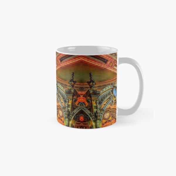 TIME - #wakeuppositivetoday Classic Mug