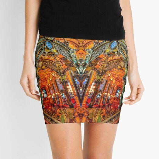 TIME - #wakeuppositivetoday Mini Skirt