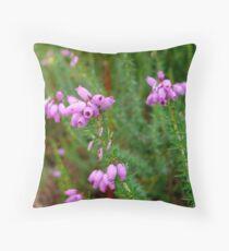 Dorset Flora Throw Pillow