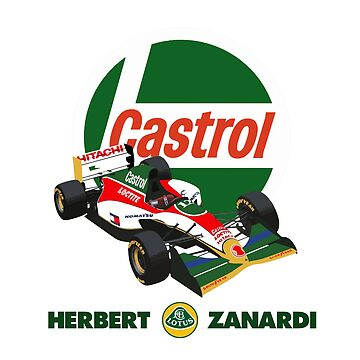 LOTUS 107 - 1993 F1 SEASON by SUNSET-STORE