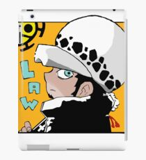 Chibi Law iPad Case/Skin