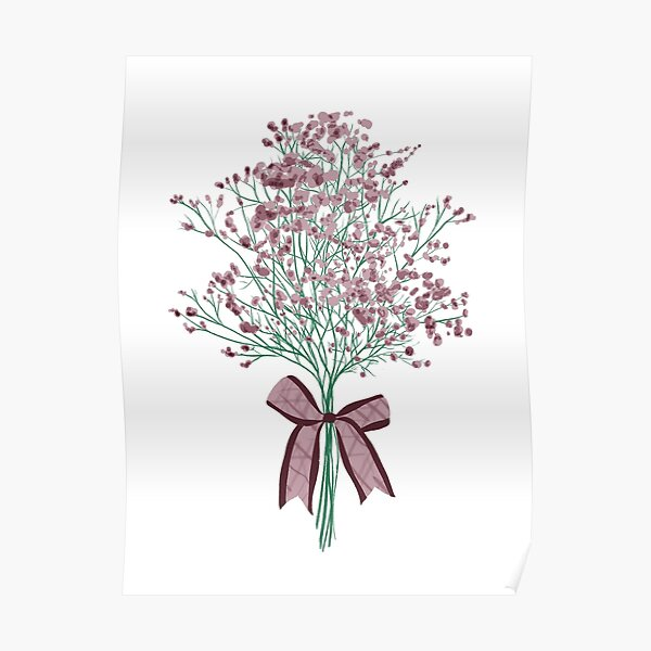 Pretty & Pink Poster