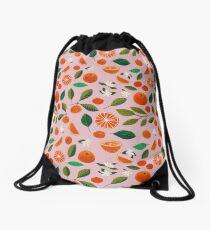 orangeade Drawstring Bag